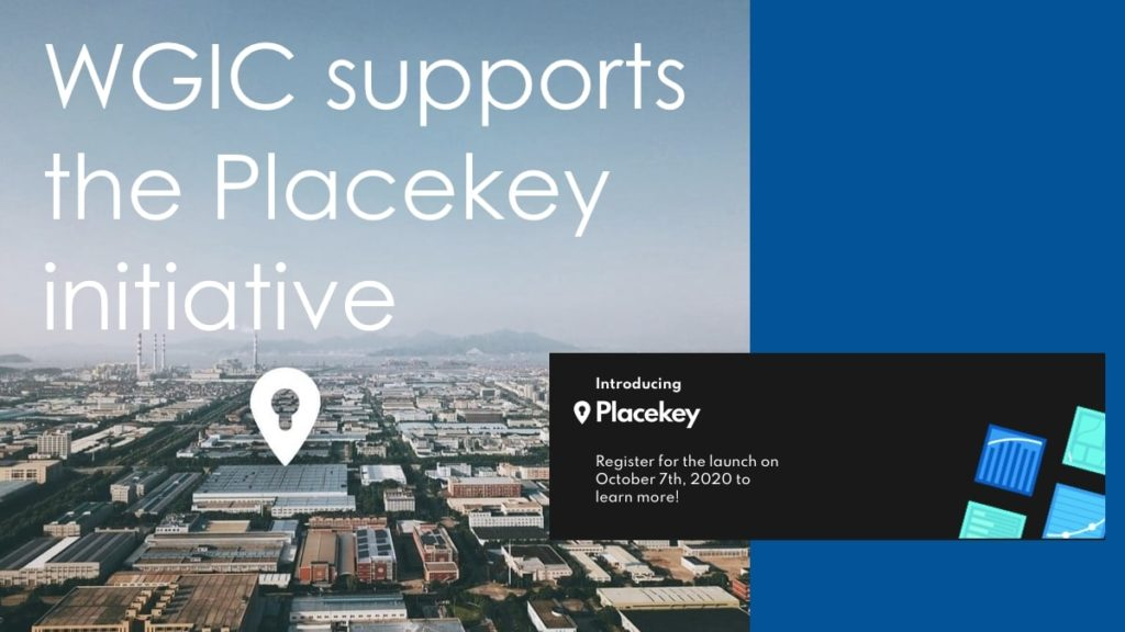 WGIC supports the Placekey initiative