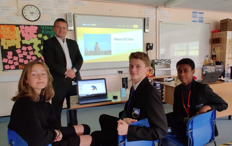 Promoting construction industry to youth goes global with debut of new Class Of Your Own online learning portal